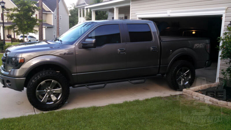 2009 2014 F150 Supercab 6 5ft Bed N Fab Wheel To Wheel