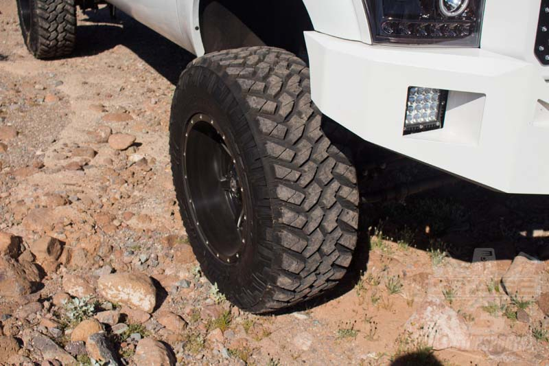 Nitto Trail Grappler MT Tire