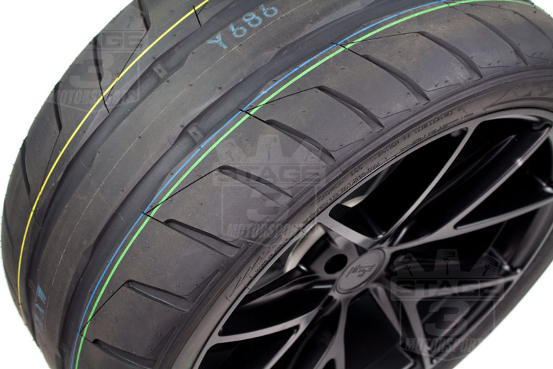 Roush Stage 3 >> 305/35ZR19 Nitto NT05 Max Performance Tire NIT207-380