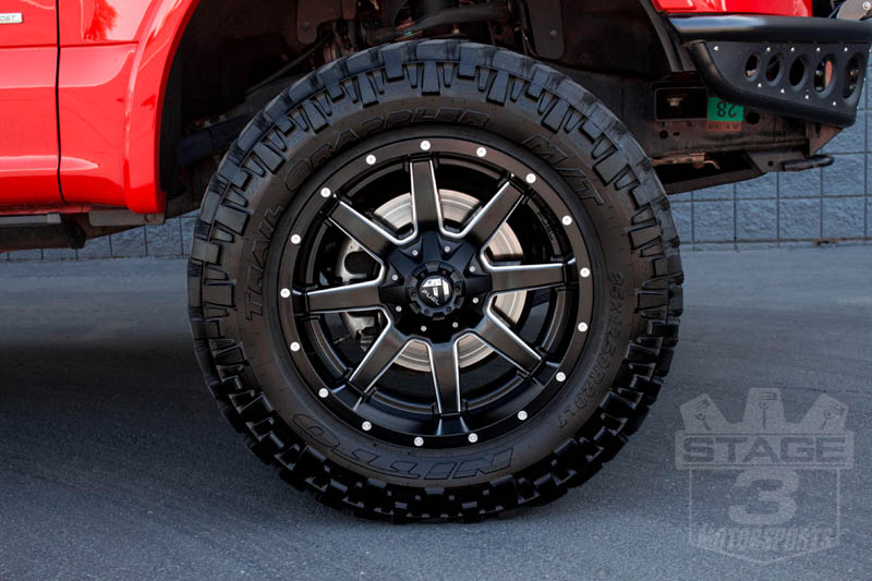 Nitto Tires Review >> 35x12.50R20LT Nitto Trail Grappler M/T Radial Tire NIT205-720