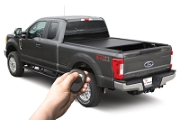 2004-2014 F150 5.5ft Bed Pace Edwards UltraGroove Electric Retractable Tonneau Cover