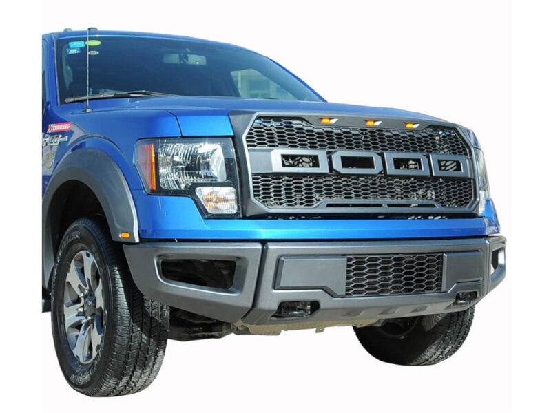 Off Road Bumpers F150 >> 2009-2014 F150 Raptor-Style Front Bumper 57-0180
