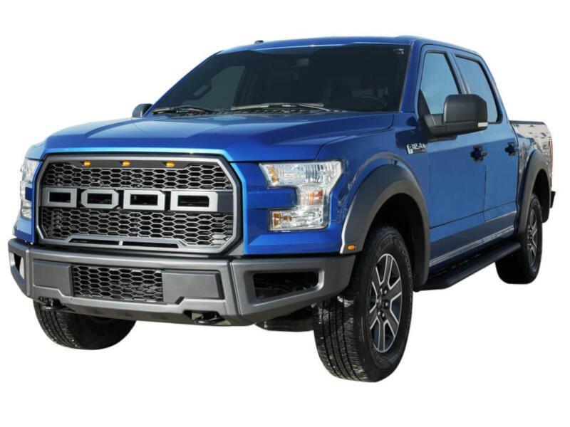 2017 Ford F 150 Raptor Review >> 2015-2017 F150 Raptor-Style Front Bumper 57-0182