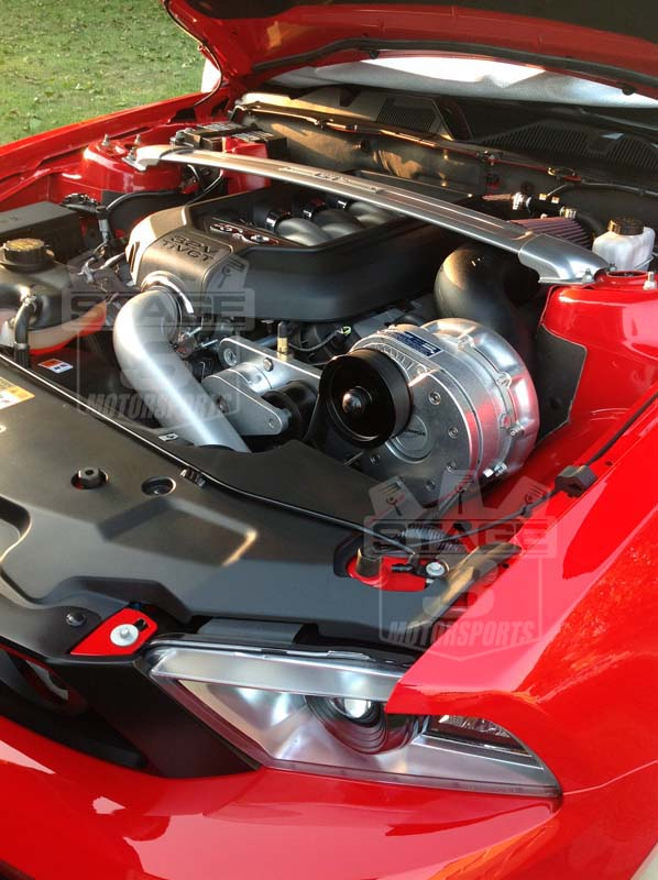 2011 2014 Mustang Gt 5 0l Procharger Ho Intercooled