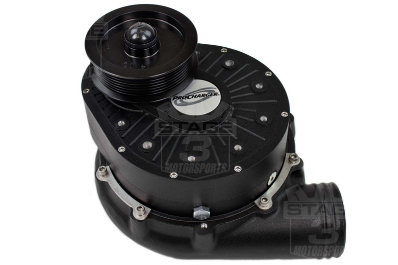 2011-2014 F150 5 0L ProCharger P-1SC Stage 2 Intercooled Supercharger Kit  (590hp)