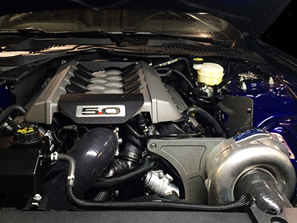 2015 2017 Mustang Gt Procharger Ho Supercharger System