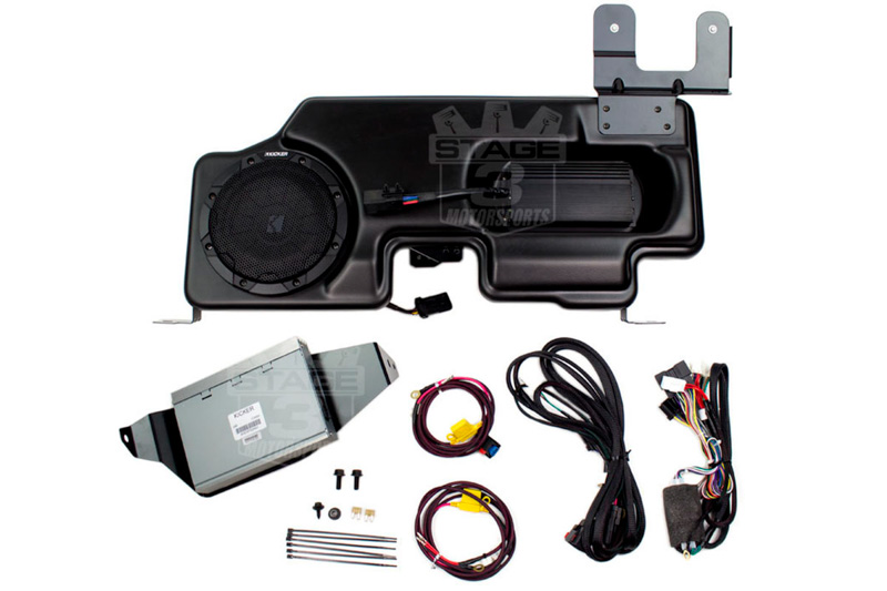 2015 2018 F150 Kicker Vss Powerstage Powered Subwoofer Amp Kit 2003 Ford F 150 Egr Sensor Wiring Tap To Expand