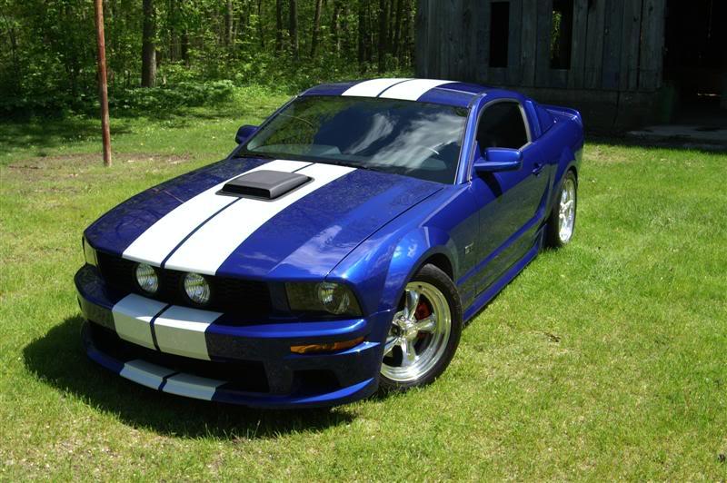 G2 Brake Caliper Paint System Custom Ford Color Sonic Blue Pearl