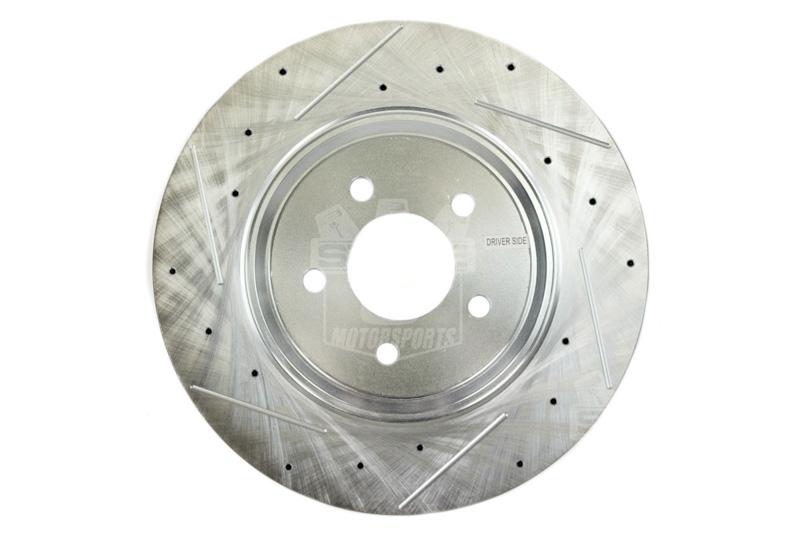 mustang cobra mach  powerstop brake kit rotors pads