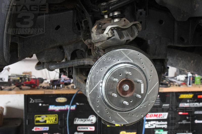2015-2018 F150 & Raptor Power Stop Z23 Complete Brake Kit (Manual Parking  Brake)