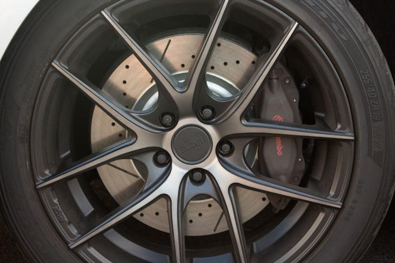 Carbon Fiber Wheels >> 2011-2014 Mustang GT Big Brake Kits