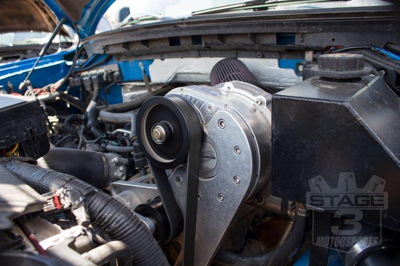 2011-2014 F150 5 0L Supercharger Kits