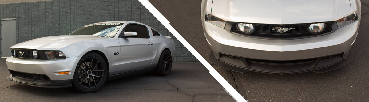 Stage 3's 2012 Ford Mustang GT Project