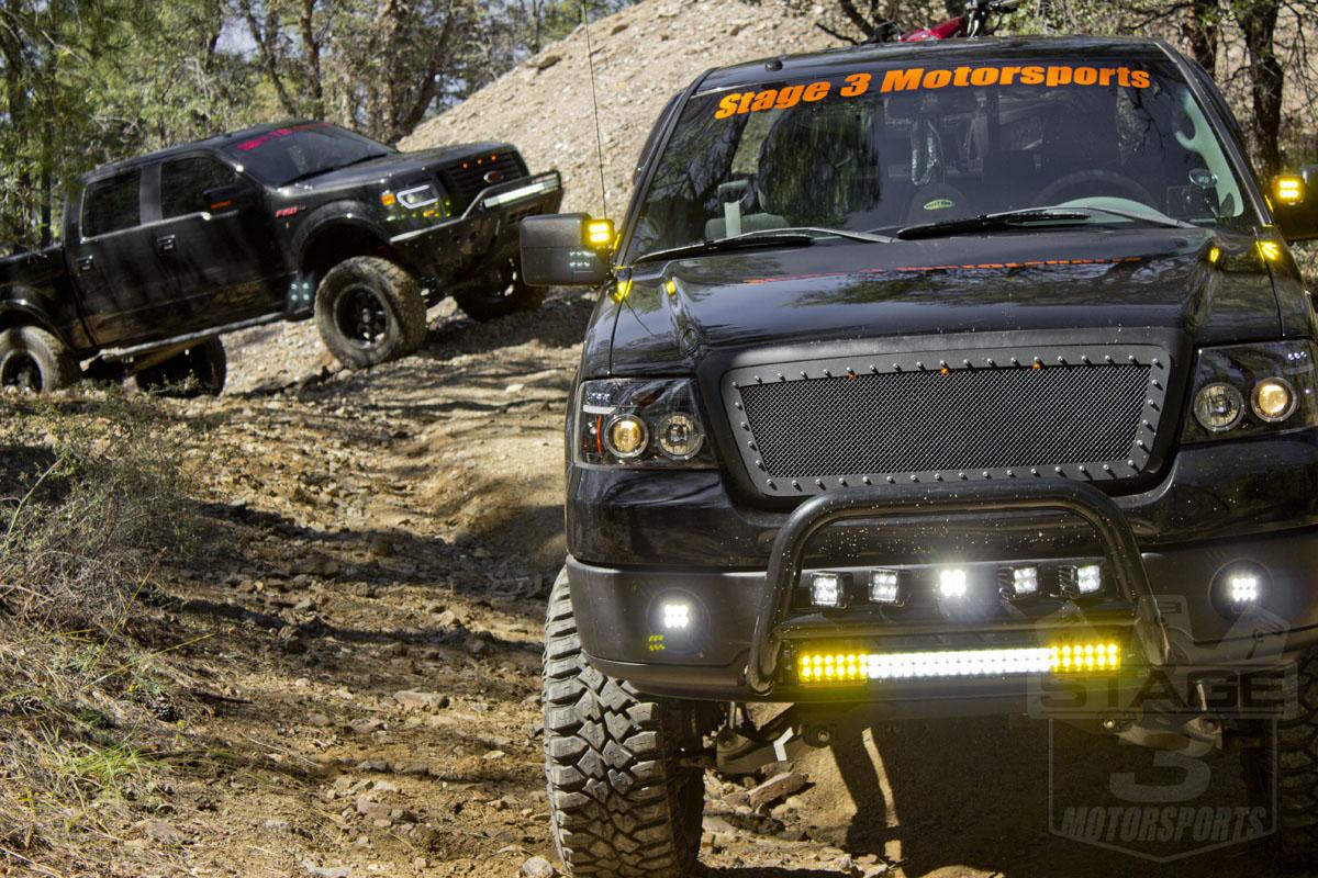 2007 F150 Project Truck Step Three