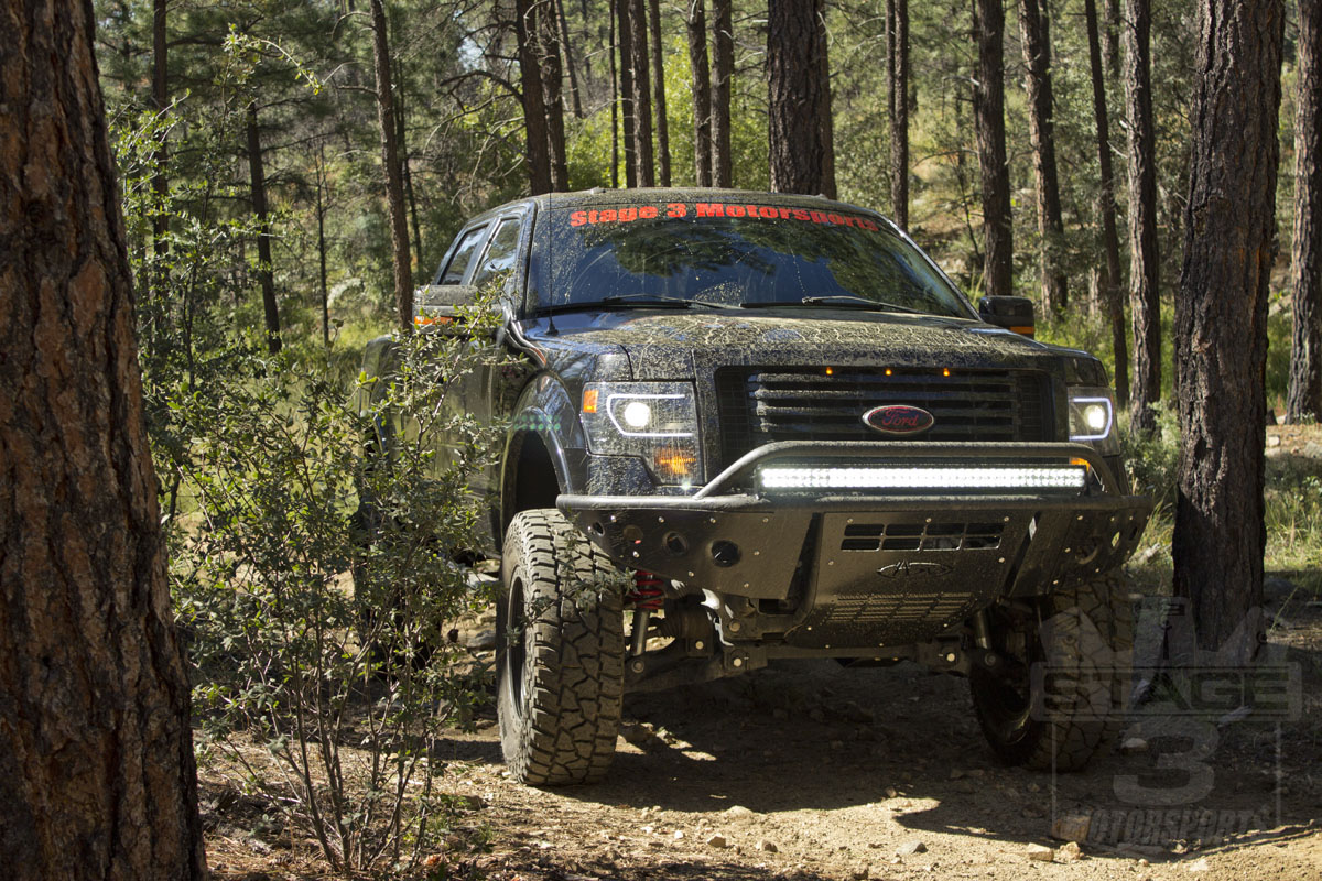 Stage 3's Prescott, Arizona Off-Road Day!