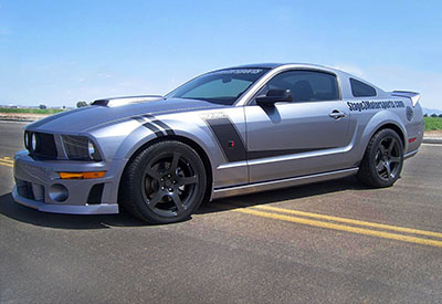 Stage 3's 2007 Mustang GT 4.6L T-Roush Project Car