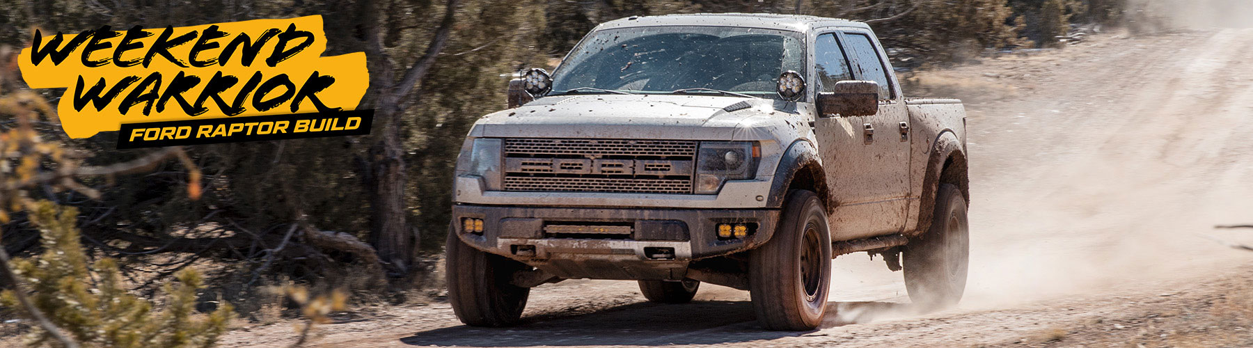 Stage 3's 2013 Raptor Weekend Warriror Build