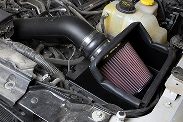 Stage 3's 2014 F150 STX Hunting Truck Engine Upgrades