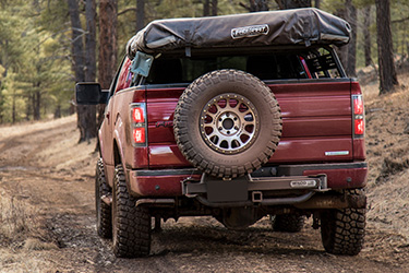 Stage 3's 2014 F150 Tremor Overland Project Truck Accessories