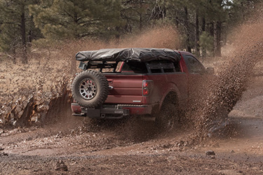 Stage 3's 2014 F150 Overland Project Truck in Action