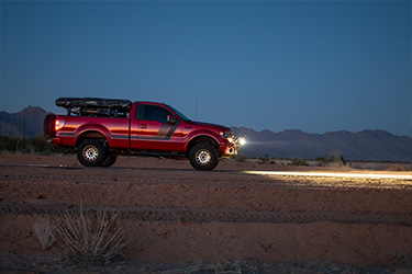 Stage 3's 2014 F150 Tremor Overland Project Truck Lighting Upgrades