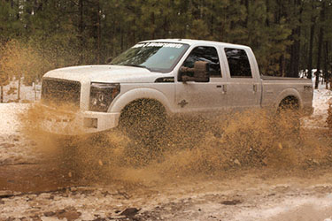Stage 3's 2014 F250 Build In Action