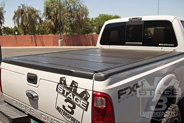 Stage 3's 2014 F250 Project Accessories