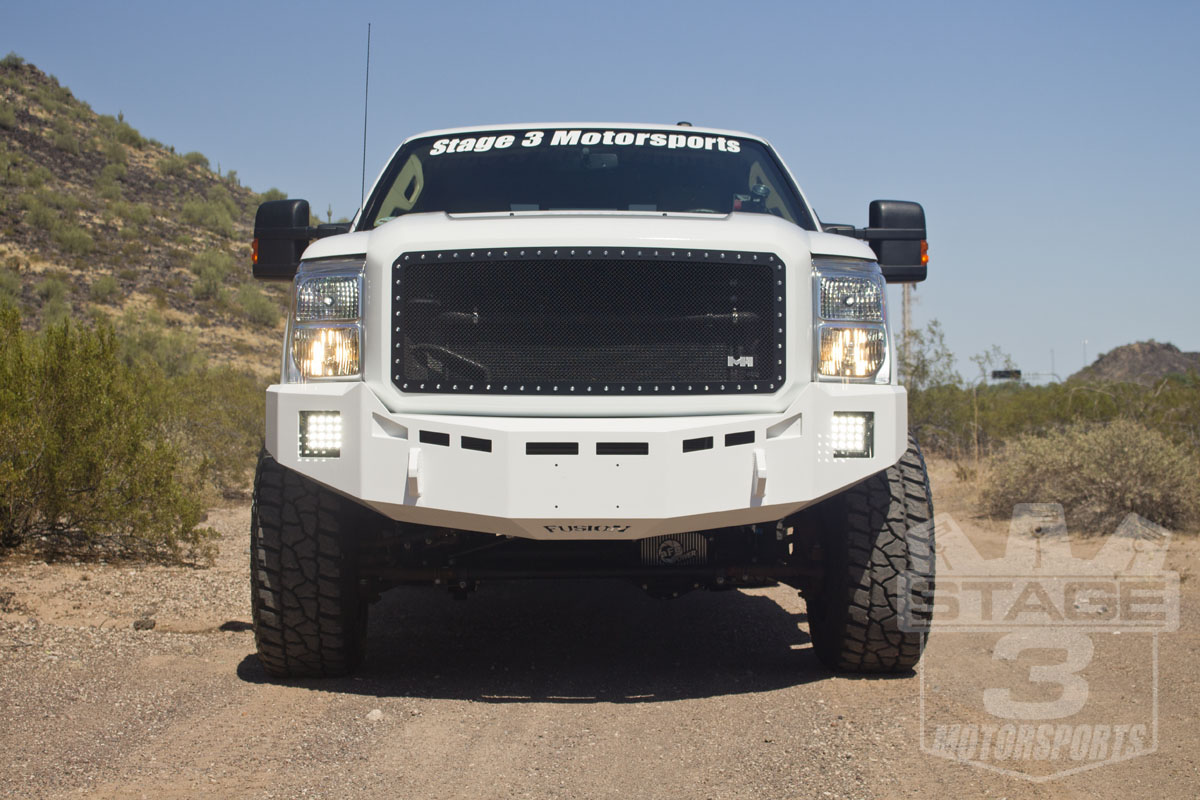 Stage 3 2014 6.7L F250 Super Duty