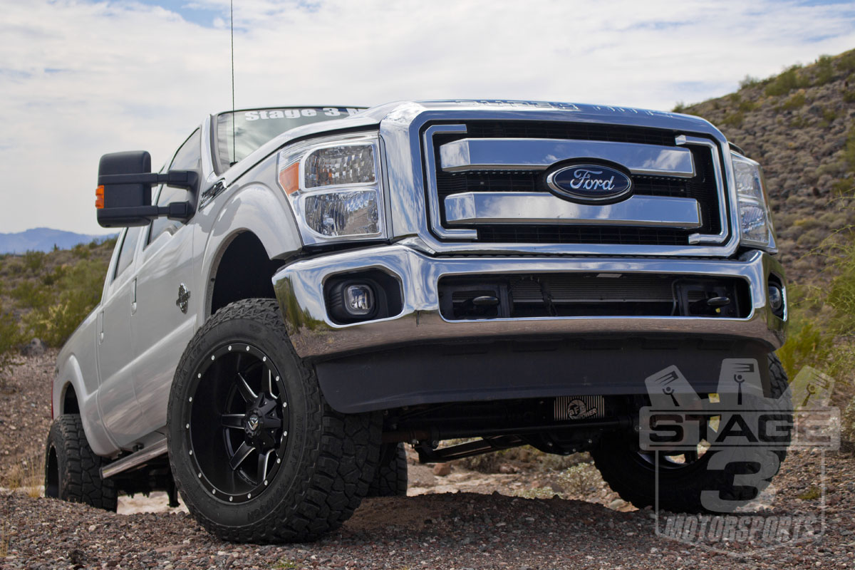 2016 Ford F 250 Super Duty Parts Diagram Basic Guide Wiring 2004 Lariat 4x4 Stage 3 S 2014 F250 6 7l Project Leveling Wheels Tires Rh Stage3motorsports Com 2015