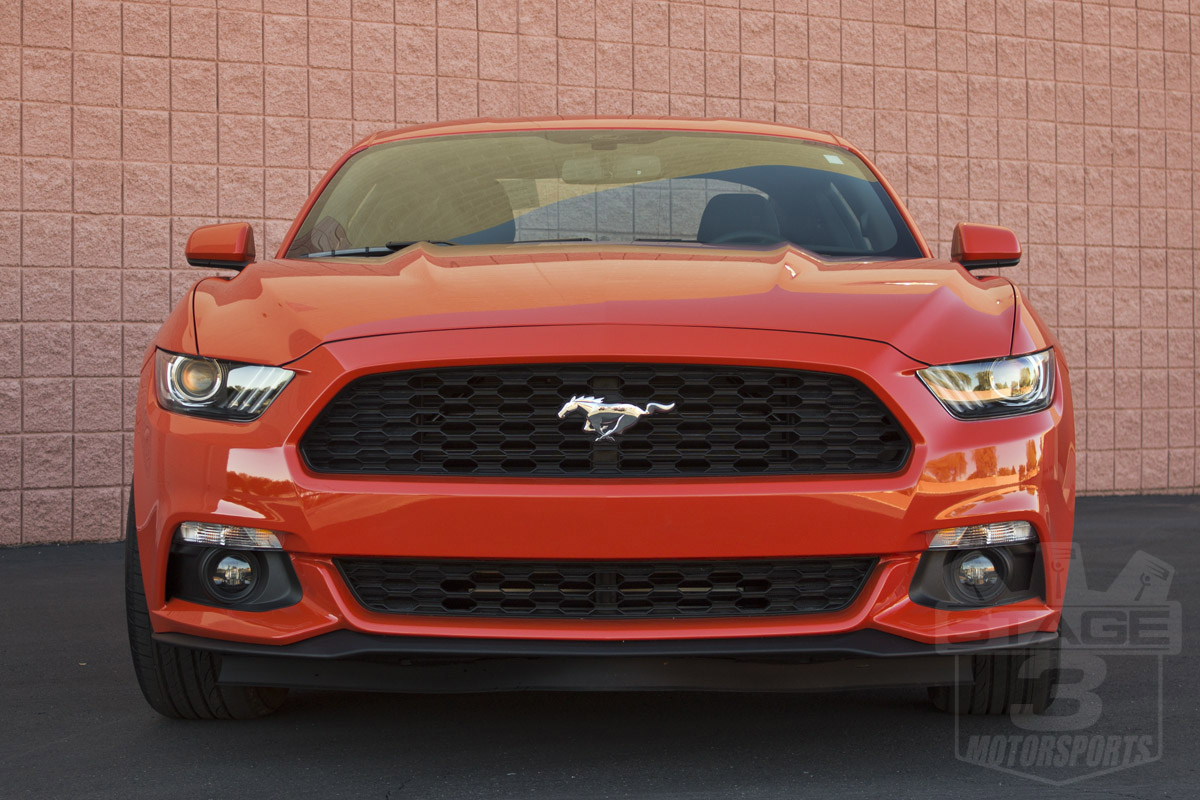 Stage 3's 2015 Mustang EcoBoost EcoStang Project Car