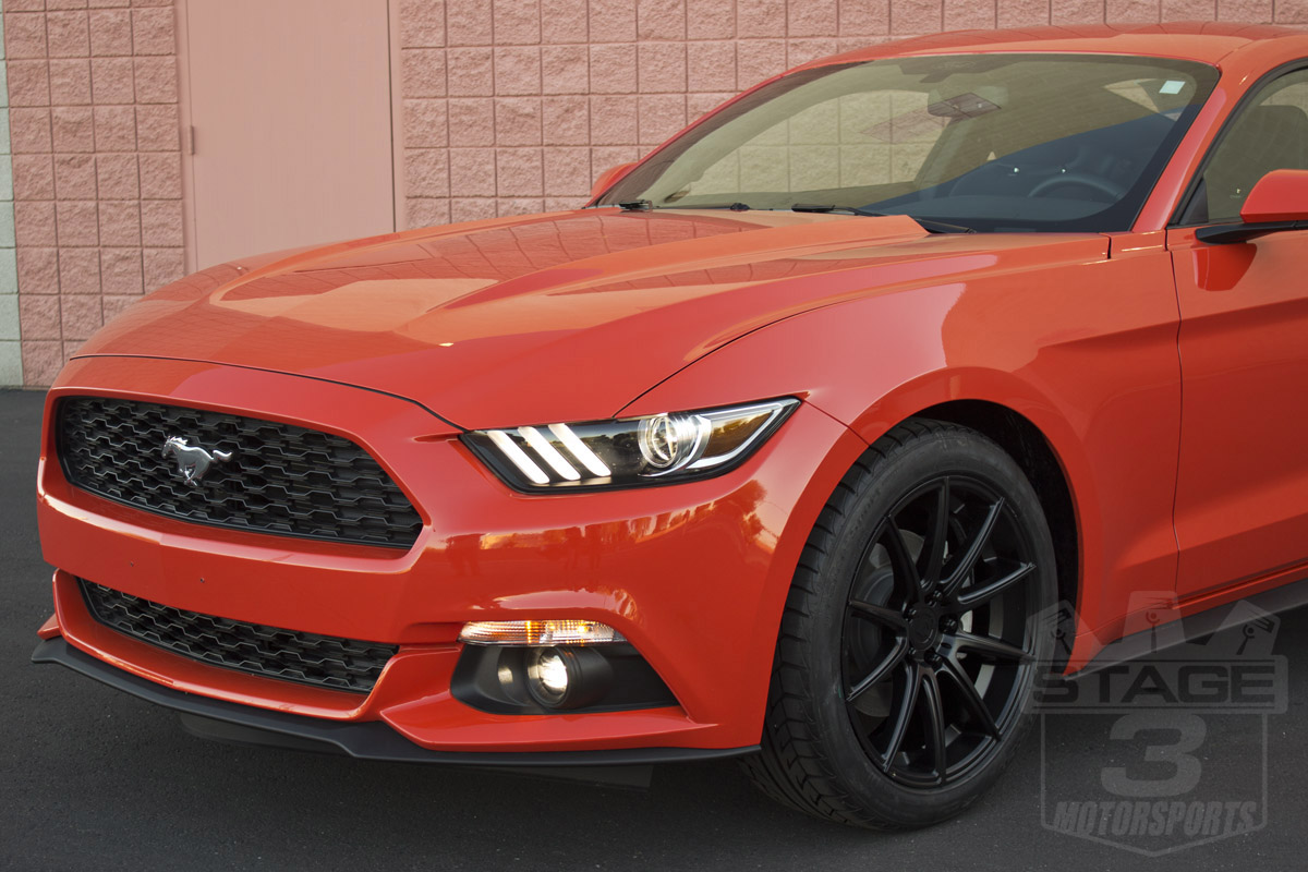 """Used Mustang Parts >> Stage 3's 2015 Mustang EcoBoost """"EcoStang"""" Project Car Has ..."""