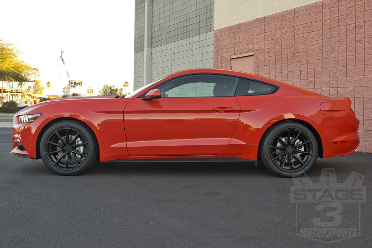 2015 2018 Mustang Wheels & Tires