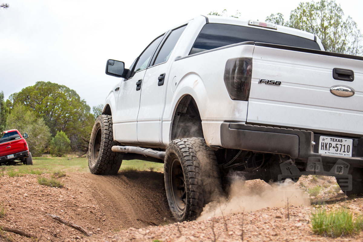 Stage 3's Project Trucks Off-Road in Northern Arizona