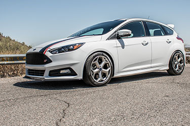 Stage 3's 2016 Focus ST Project Suspension & Brakes