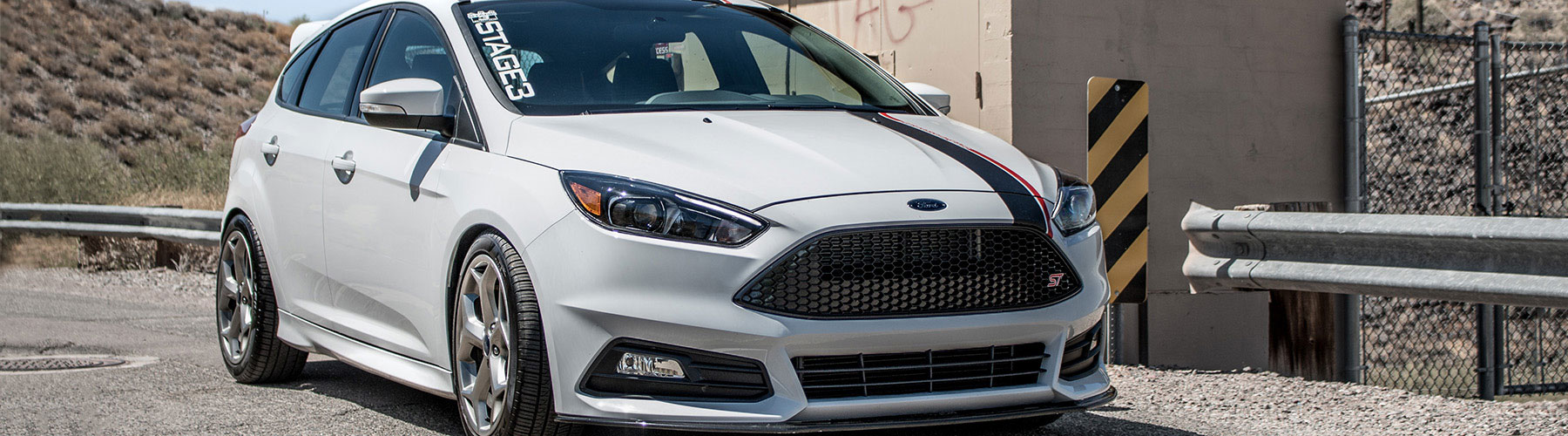 Stage 3's 2016 Ford Focus ST Project