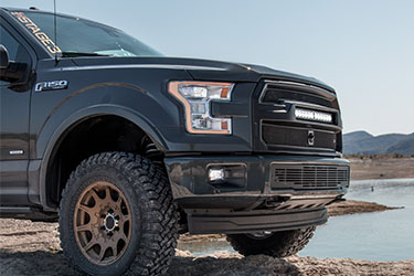 Stage 3 S 2017 F150 Lariat Project Truck Accessories