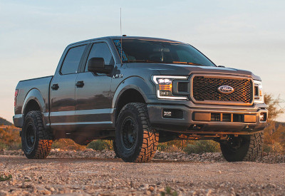 Stage 3's 2019 F150 King of the Desert Project Truck