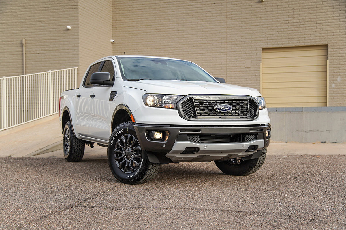 Stage 3's 2019 Ford Ranger Project Truck