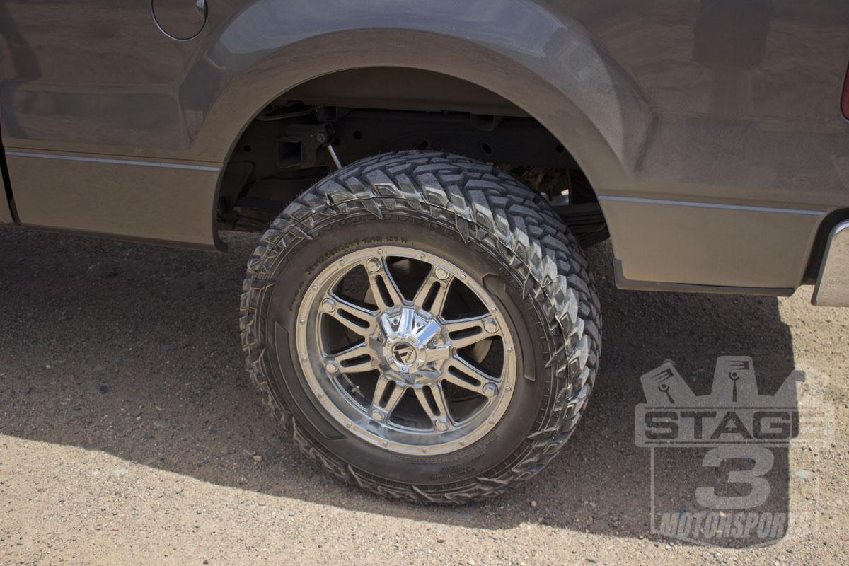 1997 2018 F150 Super Duty 35 Off Road Tires