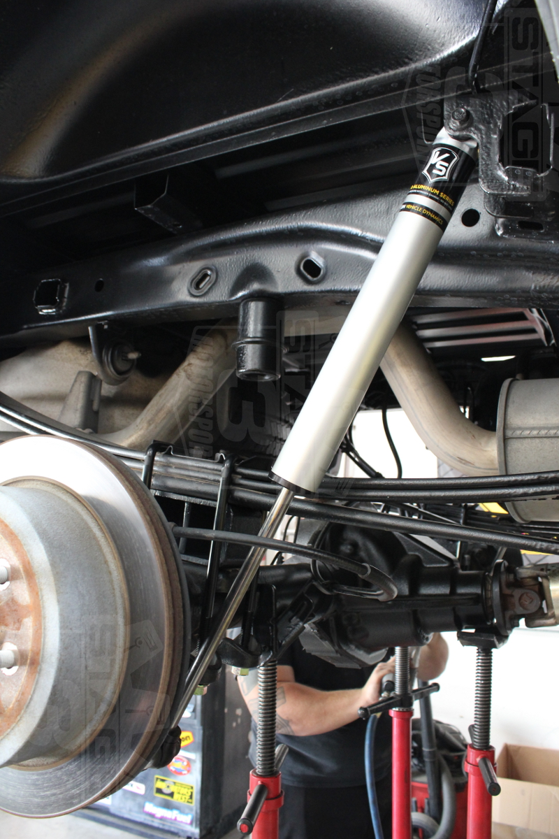 Install Guide Icon Rear 2 0 Aluminum Body Shocks On Our