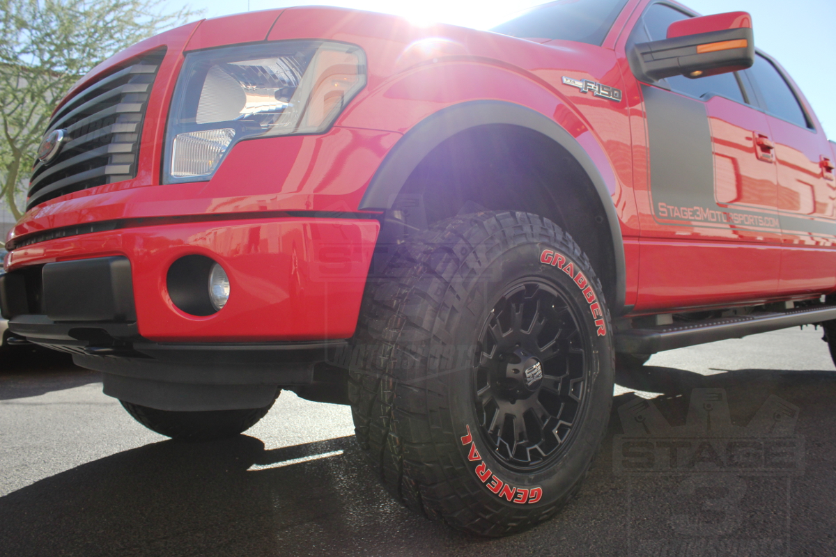 tires with red lettering 1997 2016 f150 33 quot road tires 14061 | ICONUniballUpperArmInstall13