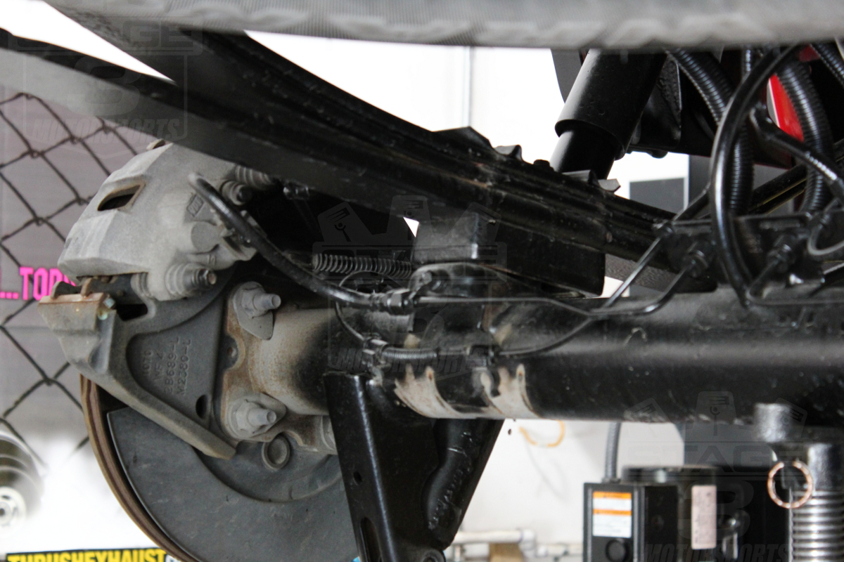 ReadyLift Rear Block Install on 2012 F150 FX4 5.0L
