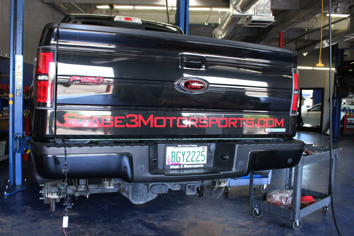 Install guide recon 60 xtreme scanning led tailgate bar on our recon xtreme 60 inch led tailgate scanning led light bar install aloadofball Gallery