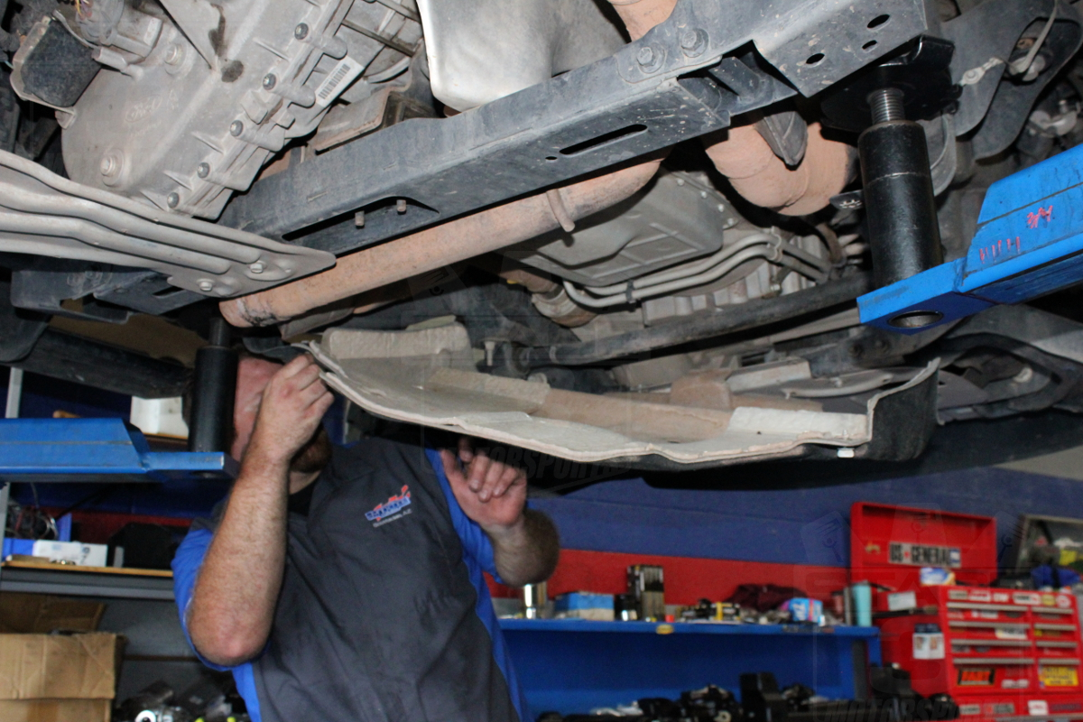 """Install Guide: 2009-2014 F150 4WD Zone 6"""" Lift Kit on our ..."""