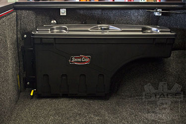 Stage 3's 2015 F150 EcoBoost FX4 Project Truck Build Accessories