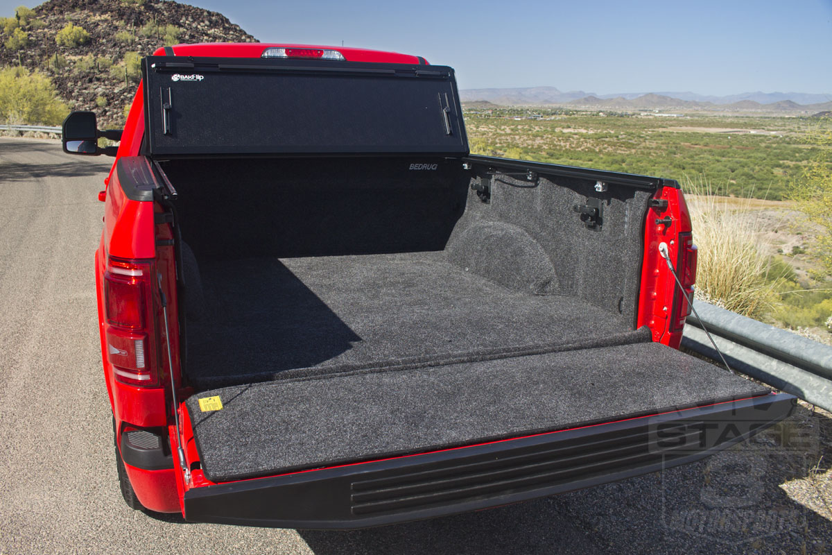 Spray In Bedliner Cost F150 >> 2015-2018 F150 5.5ft Bed Tonneau Covers