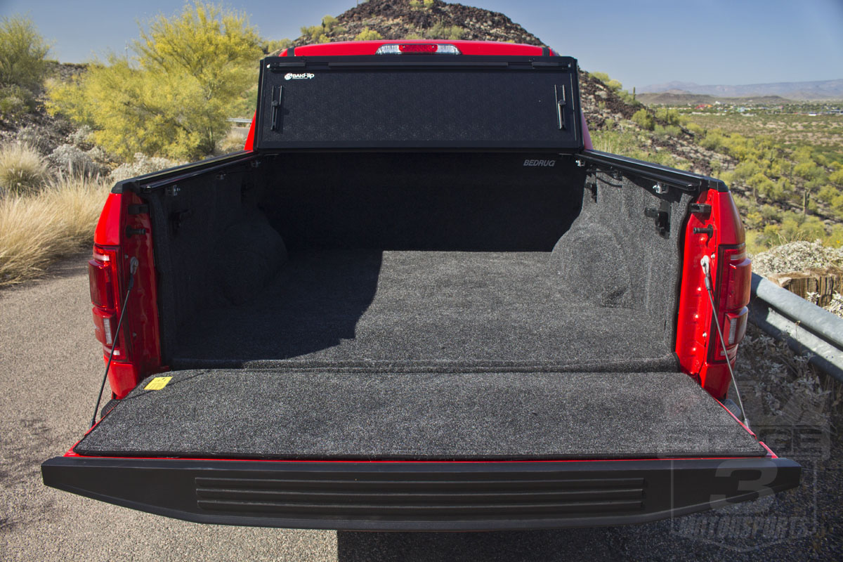 f150 bed tonneau liner truck ecoboost bakflip kit bedrug accessories installed project g2 ft liners protection flush stage3motorsports own