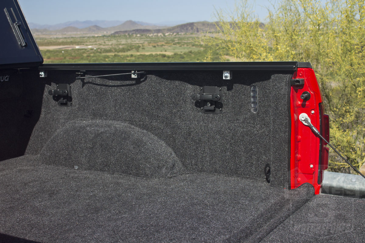 2015 F150 Bedrug Complete Bed Liner Installed On Our 2015