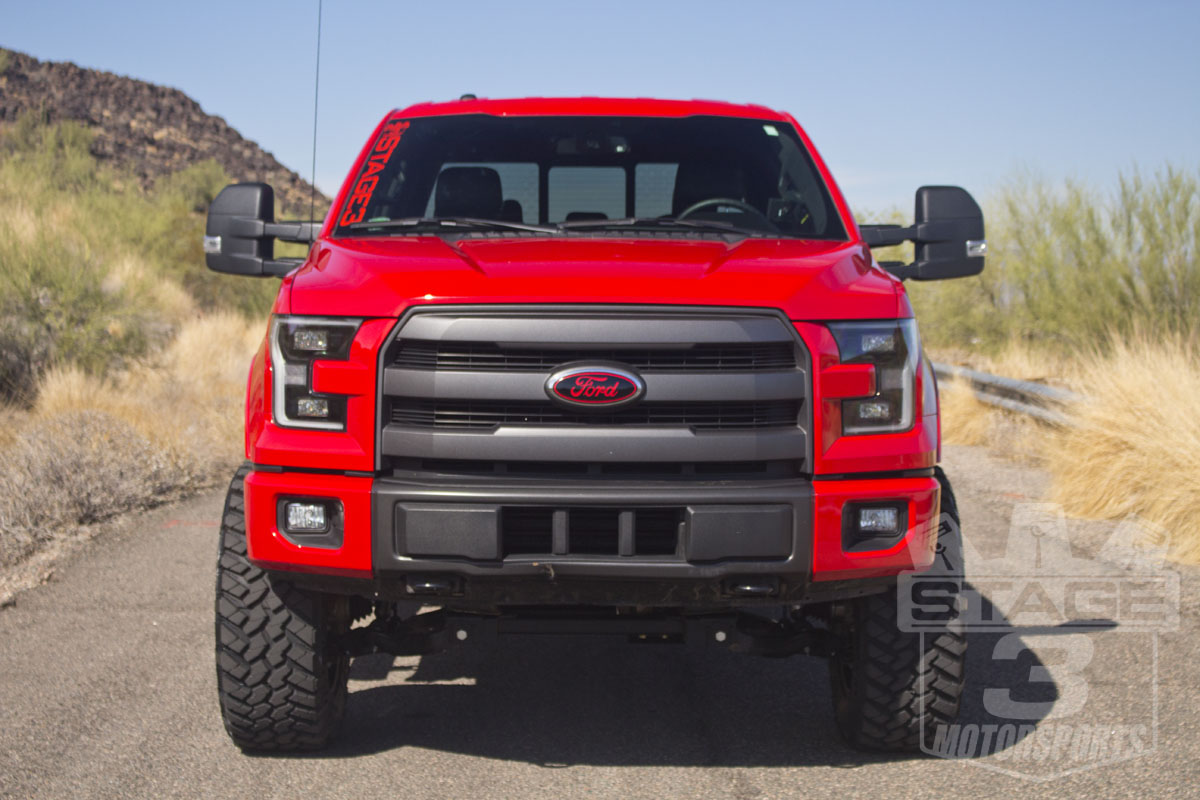 Affordable F L Ecoboost With Zone Inch Suspension Lift Kit With Ford F  Lifted White