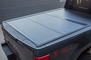 Stage 3's 2017 F250 6.7L FX4 Project Truck Tonneau Covers